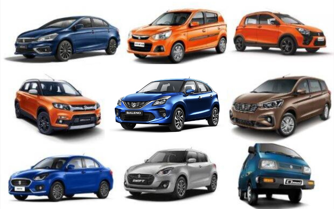 Points You May Have In Widespread With Suzuki Cars