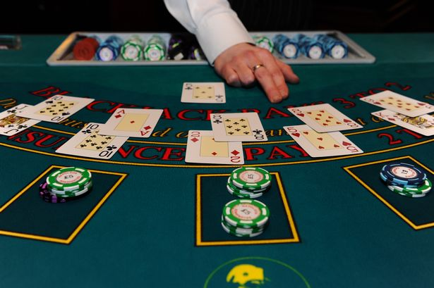 In the Age of data Specializing in Gambling